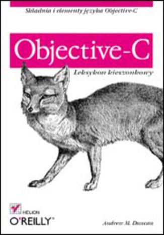Okładka książki/ebooka Objective-C. Leksykon kieszonkowy