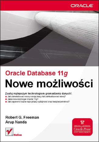 Okładka książki/ebooka Oracle Database 11g. Nowe możliwości