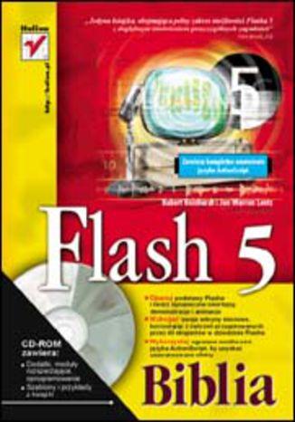 Okładka książki/ebooka Flash 5. Biblia