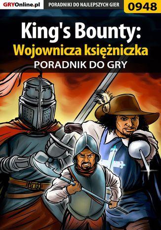Okładka książki/ebooka King's Bounty: Wojownicza księżniczka - poradnik do gry