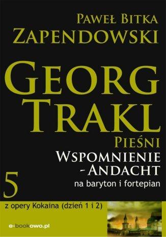 Okładka książki/ebooka Wspomnienie - Andacht