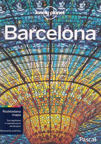 Okładka książki/ebooka Barcelona Lonely Planet