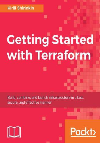 Okładka książki/ebooka Getting Started with Terraform