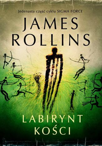 Okładka książki/ebooka Labirynt kości