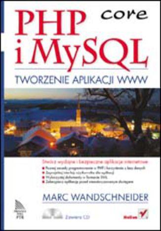 Okładka książki/ebooka PHP i MySQL. Tworzenie aplikacji WWW