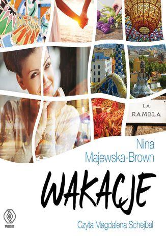Okładka książki/ebooka Wakacje