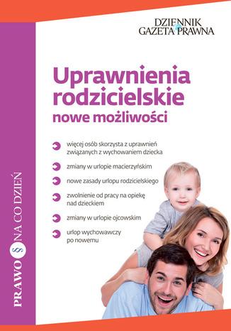 Okładka książki/ebooka Uprawnienia rodzicielskie nowe możliwości