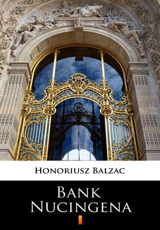 Okładka książki/ebooka Bank Nucingena