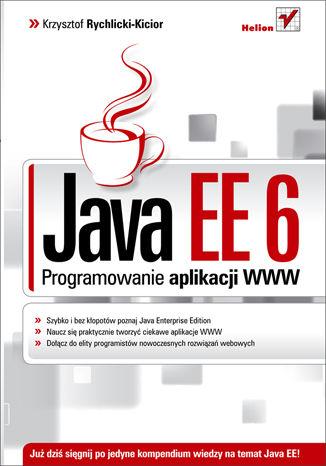 Okładka książki/ebooka Java EE 6. Programowanie aplikacji WWW