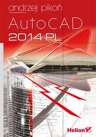 Okładka książki/ebooka AutoCAD 2014 PL