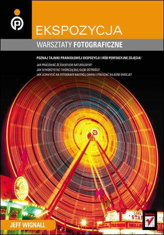 Okładka książki/ebooka Ekspozycja. Warsztaty fotograficzne