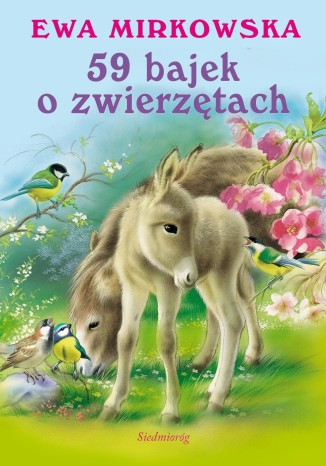 Okładka książki/ebooka 59 bajek o zwierzętach