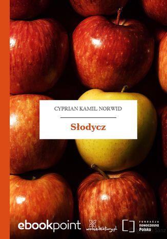 Okładka książki/ebooka Słodycz