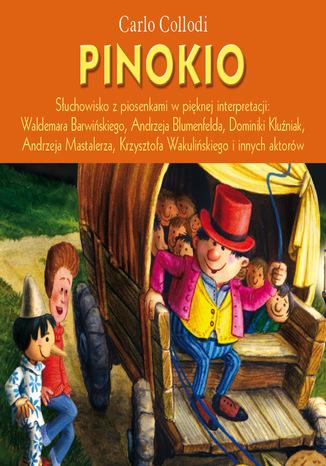 Okładka książki/ebooka Pinokio