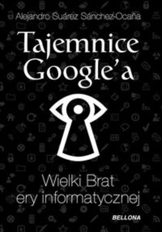 Okładka książki/ebooka Tajemnice Google'a