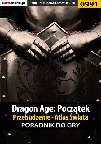 Okładka książki/ebooka Dragon Age: Początek - Przebudzenie - Atlas Świata