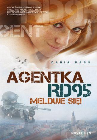 Okładka książki/ebooka Agentka RD95 melduje się!