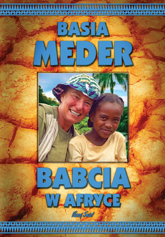 Okładka książki/ebooka Babcia w Afryce