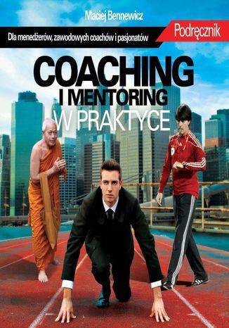 Okładka książki/ebooka Coaching i mentoring w praktyce