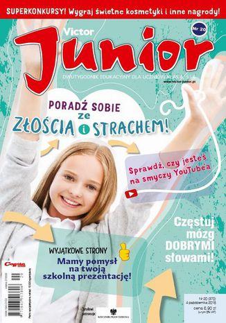 Okładka książki/ebooka Victor Junior nr 20 (370) 4 października 2018