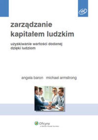 Okładka książki/ebooka Zarządzanie kapitałem ludzkim