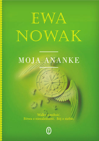 Okładka książki/ebooka Moja Ananke
