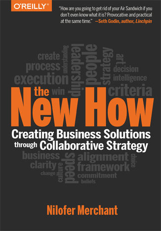 Okładka książki/ebooka The New How [Paperback]. Creating Business Solutions Through Collaborative Strategy