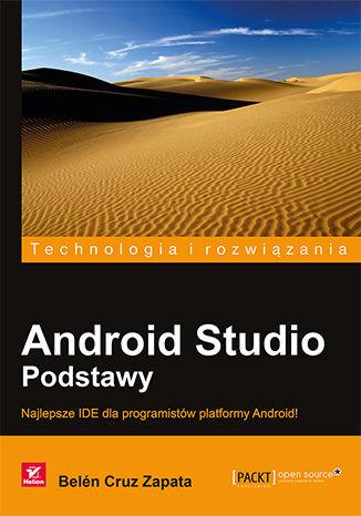 Okładka książki/ebooka Android Studio. Podstawy