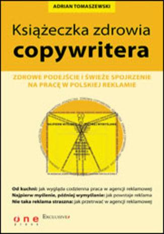 Okładka książki/ebooka Książeczka zdrowia copywritera