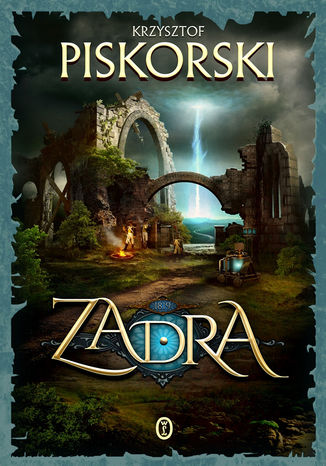 Okładka książki/ebooka Zadra