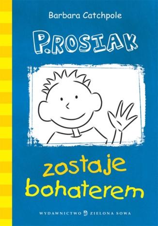 Okładka książki/ebooka P.Rosiak zostaje bohaterem