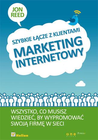 Okładka książki/ebooka Marketing internetowy. Szybkie łącze z klientami