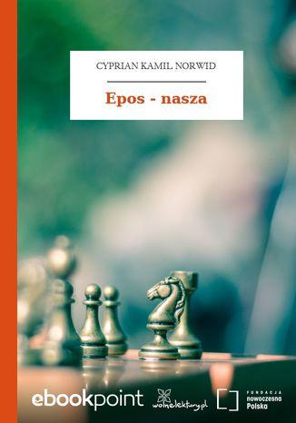 Okładka książki/ebooka Epos - nasza