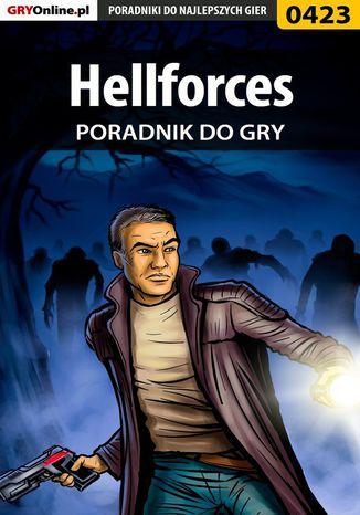Okładka książki/ebooka Hellforces - poradnik do gry
