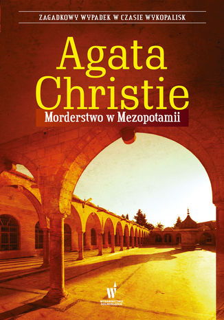 Okładka książki/ebooka Morderstwo w Mezopotamii