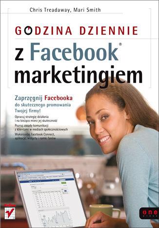 Okładka książki/ebooka Godzina dziennie z Facebook marketingiem