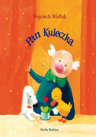 Okładka książki/ebooka Pan Kuleczka