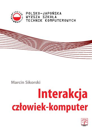 Okładka książki/ebooka Interakcja człowiek-komputer