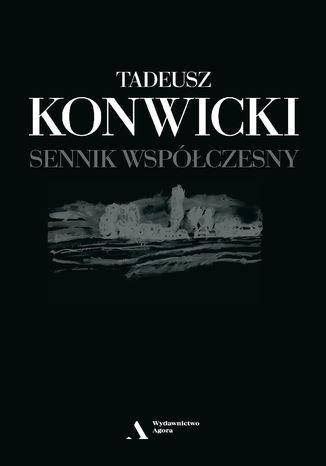 Okładka książki/ebooka Sennik współczesny