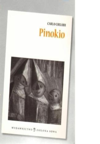Okładka książki/ebooka Pinokio - opracowanie audio