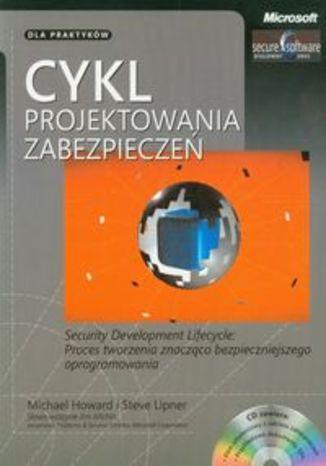 Cykl projektowania zabezpieczeń + płyta CD
