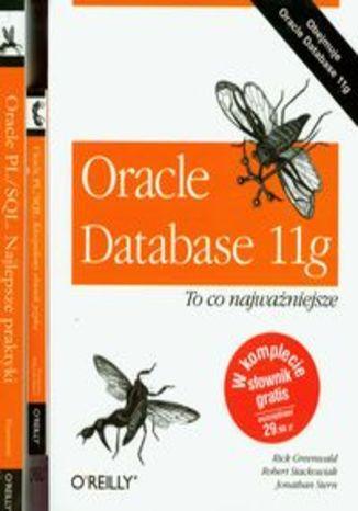 Oracle Database 11g Oracle PL/SQL + Kieszonkowy słownik języka Oracle PL/SQL