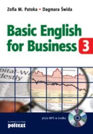 Basic English for Business 3 -książka z płytą CD