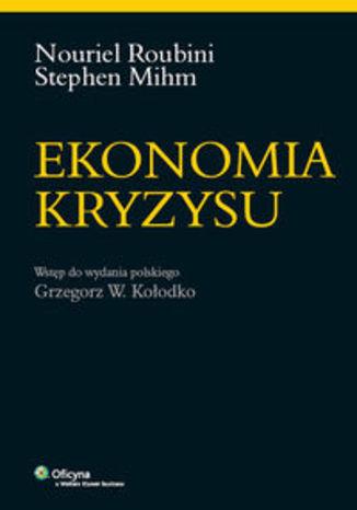 Okładka książki/ebooka Ekonomia kryzysu