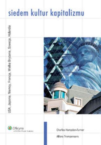 Okładka książki/ebooka Siedem kultur kapitalizmu