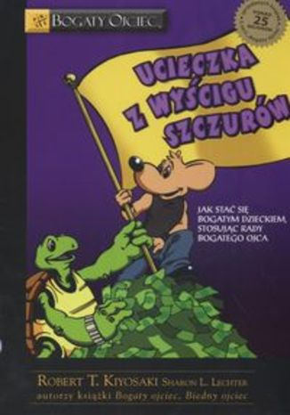 Okładka książki Ucieczka z wyścigu szczurów