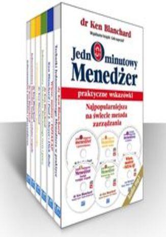 Pakiet: Jednominutowy menedżer (audiobook CD)