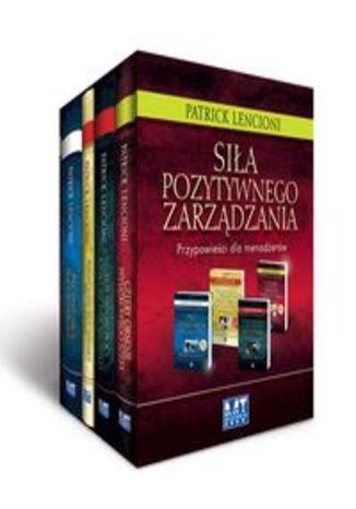 Okładka książki/ebooka Pakiet. Siła pozytywnego zarządania