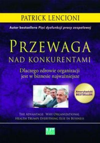 Okładka książki/ebooka Przewaga nad konkurentami
