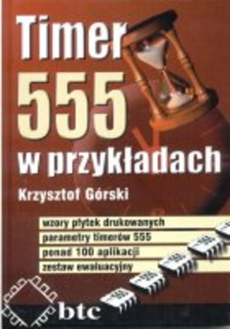 Okładka książki Timer 555 w przykładach